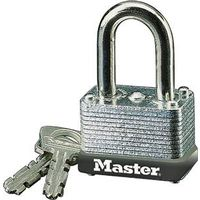 Master Lock 22D Self-Lock Laminated Warded Padlock