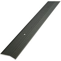 M-D 43858 Extra Wide Fluted Carpet Trim