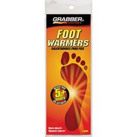 FOOT WARMERS 5 HOURS SMALL/MED