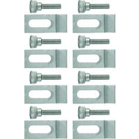 Screen Door Clips, Aluminum