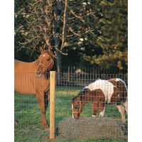 Red Brand 70310 Tradition Non-Climb Horse Fence With Square Deal Knot