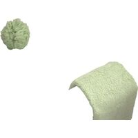 Pebblz Bath Mat, Green