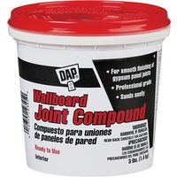 DAP 10100 Ready-to-Use Wallboard Joint Compound