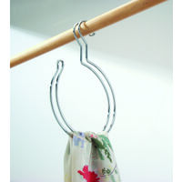 Accessory Hook, Bright Chrome Finish