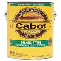 Cabot 1411 Oil Based Semi-Solid Deck and Siding Stain