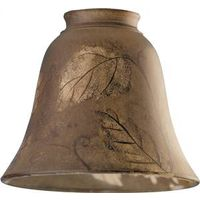 Westinghouse 8126500 Hand Painted Leaf Light Shade