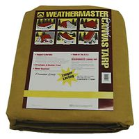 Weather Master CB1218D Tarpaulin