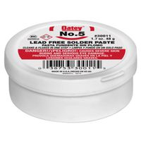 Oatey 30011 No. 5 Paste Flux