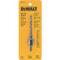 Dewalt DW1800 Bi-Metal Hole Saw Mandrel