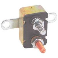 American Hardware RV-362C Universal Circuit Breaker with Nuts, Washers, 12 V, 30 A