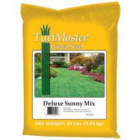 25LB SUNNY GRASS SEED MIX
