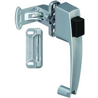 Push Button Latch, Aluminum
