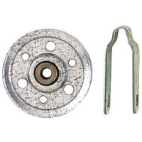 Garage Door Pulley & Fork, 3""