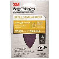 SandBlaster 9673 Power Sanding Sheet