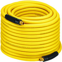 "Rubber PVC Blend Air Hose, 3/8"" x 100'"