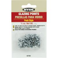 Hyde Tools 45760 Glazier Points