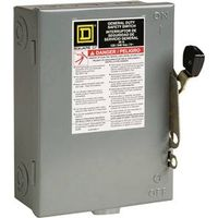 Square D D211NCP Safety Switches