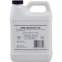 Pure Neatsfoot Oil, 32 oz