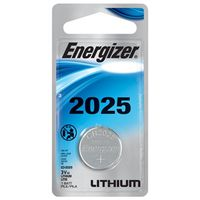 Energizer ECR2025BP Non-Rechargeable Coin Cell Battery