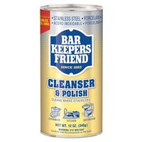Bar Keepers Friend 11510 Cleaner and Polish