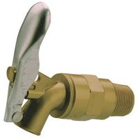 B&K 109-204 Self-Closing Drum and Barrel Faucet