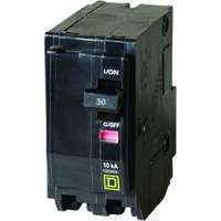 QO230C, 30A, DOUBLE POLE QO BREAKER