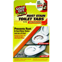 Toilet Tabs Rust Stain Remover