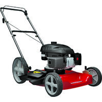 PUSH MOWER HIGH WHEEL, 22IN