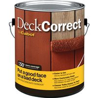 Cabot 140.0025200.007 Deck Correct Waterproof Deck Coating