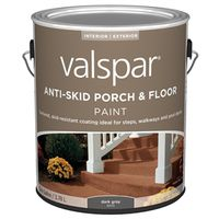 Valspar 024.0082031.007 Anti-Skid Enamel Porch and Floor Paint