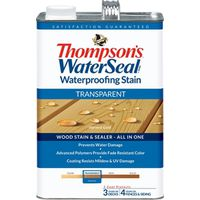 Waterseal TH.041811-16 Transparent Waterproofing Stain