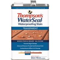 Waterseal TH.041831-16 Transparent Waterproofing Stain