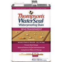 Waterseal TH.042811-16 Semi-Transparent Waterproofing Stain