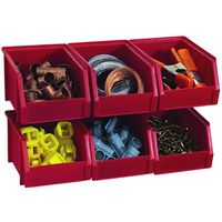 Stack-On BIN-503-PACK Small Storage Bin