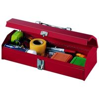 "Gadget Tool Box, 16"" Red"
