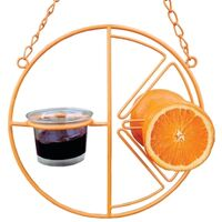 ORIOLE FEEDER FOR ORANGES
