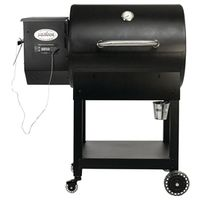 Dansons 60700 Louisiana Pellet Grills 14 Gauge Heavy-Duty Steel