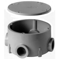 Type X Round Conduit Body, 3/4""