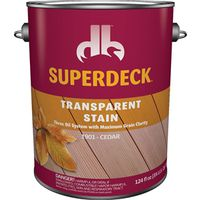 Superdeck DPI019014-16 Transparent Wood Stain