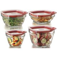 Eazy Find Lids 2856008 Food Container Set