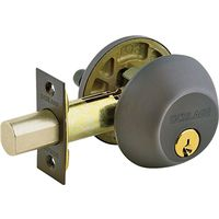 Schlage B60NV716 Single Cylinder Dead Bolt