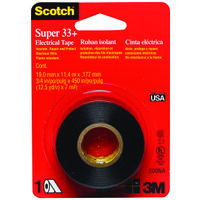 "Super 33 Electrical Tape, 3/4"" x 50"""
