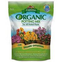 Espoma AP8 Potting Mix, Organic, For All Indoor/Outdoor Containers 8 Quarts
