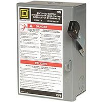 Square D L221N Safety Switches