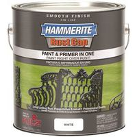 Hammerite Rust Cap Brush Grade Smooth Enamel Finish