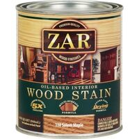 Zar Wood Stain, 1 Qt Salem Maple