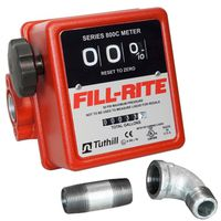 Fill-Rite 807CMK Mechanical Flow Meter Kit