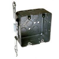 2 Gang Switch Box with Bracket