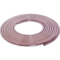 "General Copper Coil Tubing, 3/8"" x 20'"