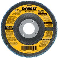 Dewalt DW8309 Type 29 Coated Flap Disc